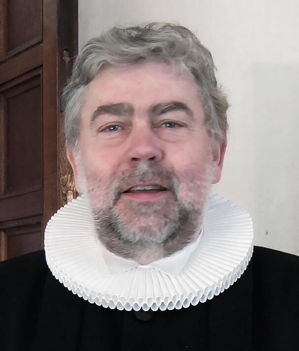 Sognepræst Anders Kjærsig Skårup Kirke
